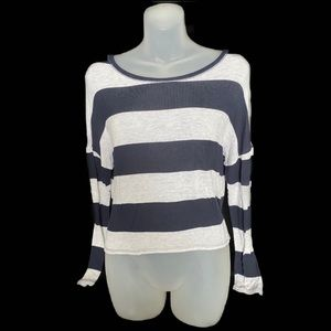 Garage Striped Long Sleeve T-Shirt